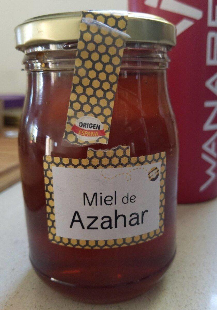 Miel de Azahar - Product - es