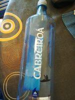 Agua mineral - Producto - es