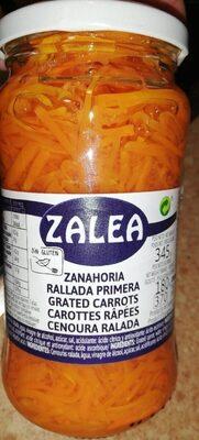 Zanahorias rallada - Produit - es