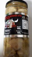 Corazones de alcachofas - Product - en