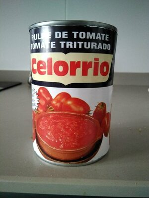Tomate Triturado Extra Celorrio - Product - fr