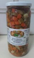 Macedonia verduras - Product