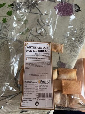 Artesanitos Pan de cristal - Product