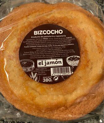 Bizcocho - Producto - es