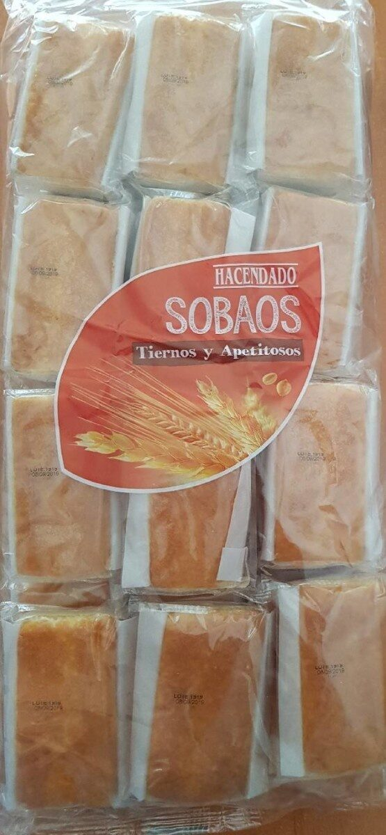 Sobaos - Produkt - es