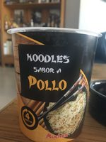 Noodles sabor a pollo - Product