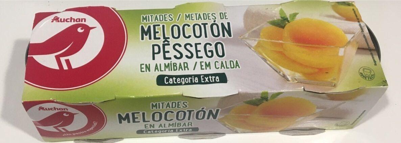 Melocotón en almíbar - Produit - es