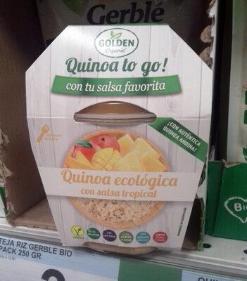 Quinoa ecológica con salsa tropical - 2