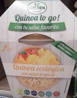 Quinoa ecológica con salsa tropical - Produit