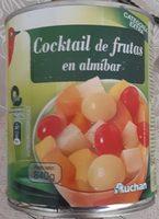 Cocktail de frutas en almíbar - Product