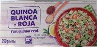 Quinoa Blanca y Roja - Producte