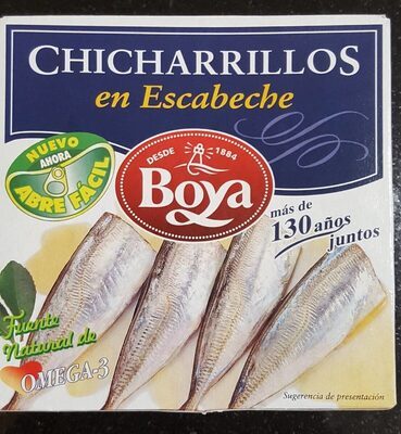 Chicharrillos en escabeche - Product - es