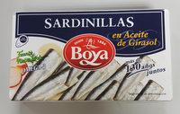 Sardinillas - Product