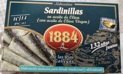 Sardinillas selección - Producte - es