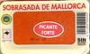 Sobrasada de Mallorca - Produit