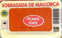 Sobrasada de Mallorca - Producto