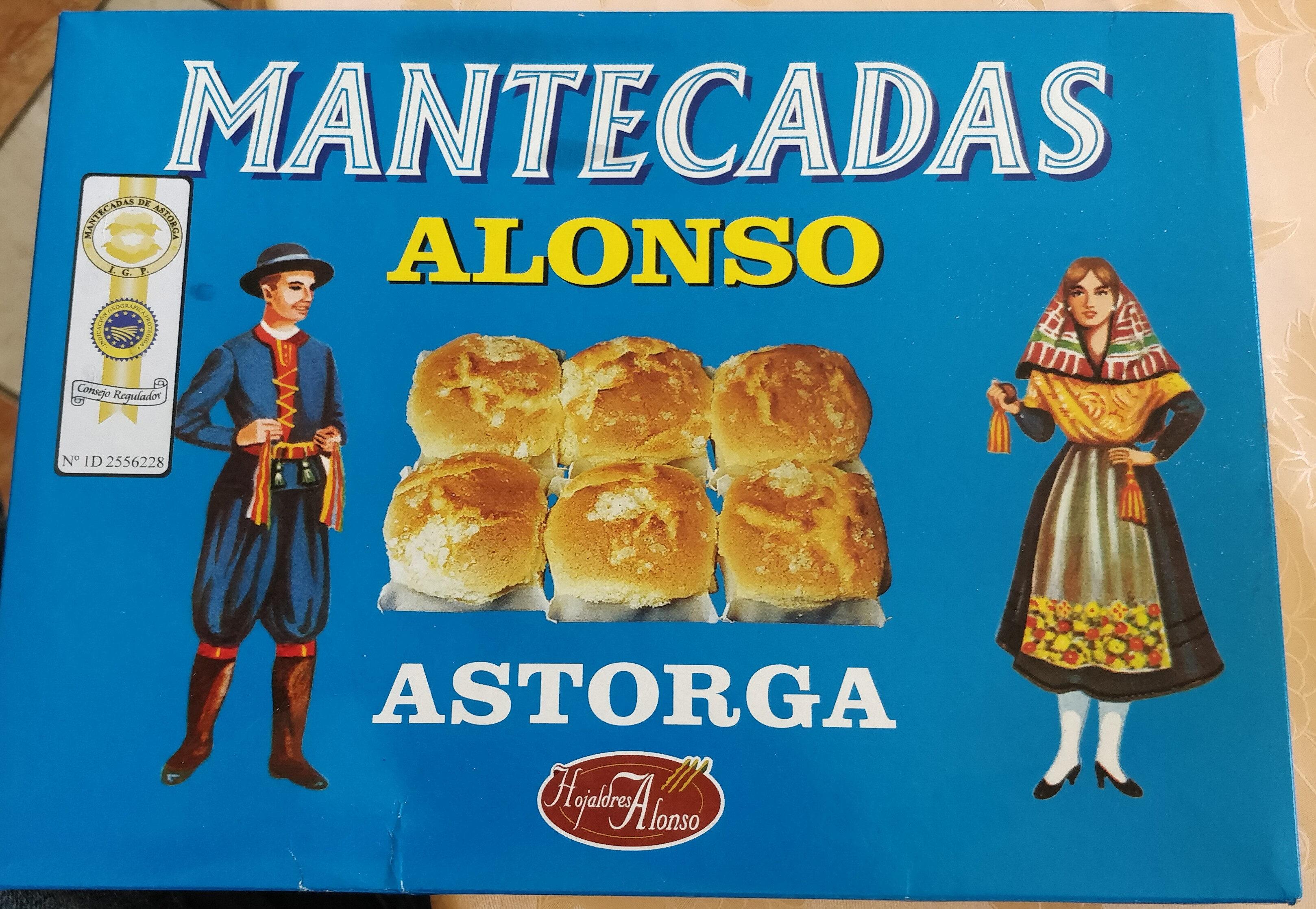 Mantecadas - Producte - es
