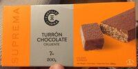 Turrón chocolate crujiente - Produkt - es