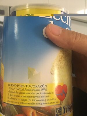 Lecitina de soja granulada - Ingredients - es