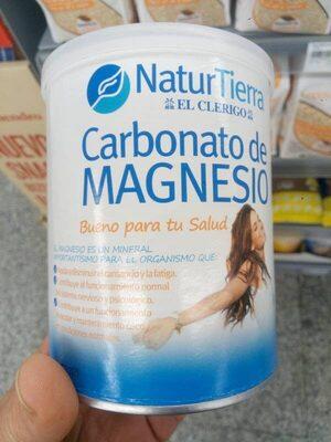 Carbonato de magnesio en polvo - Product - es