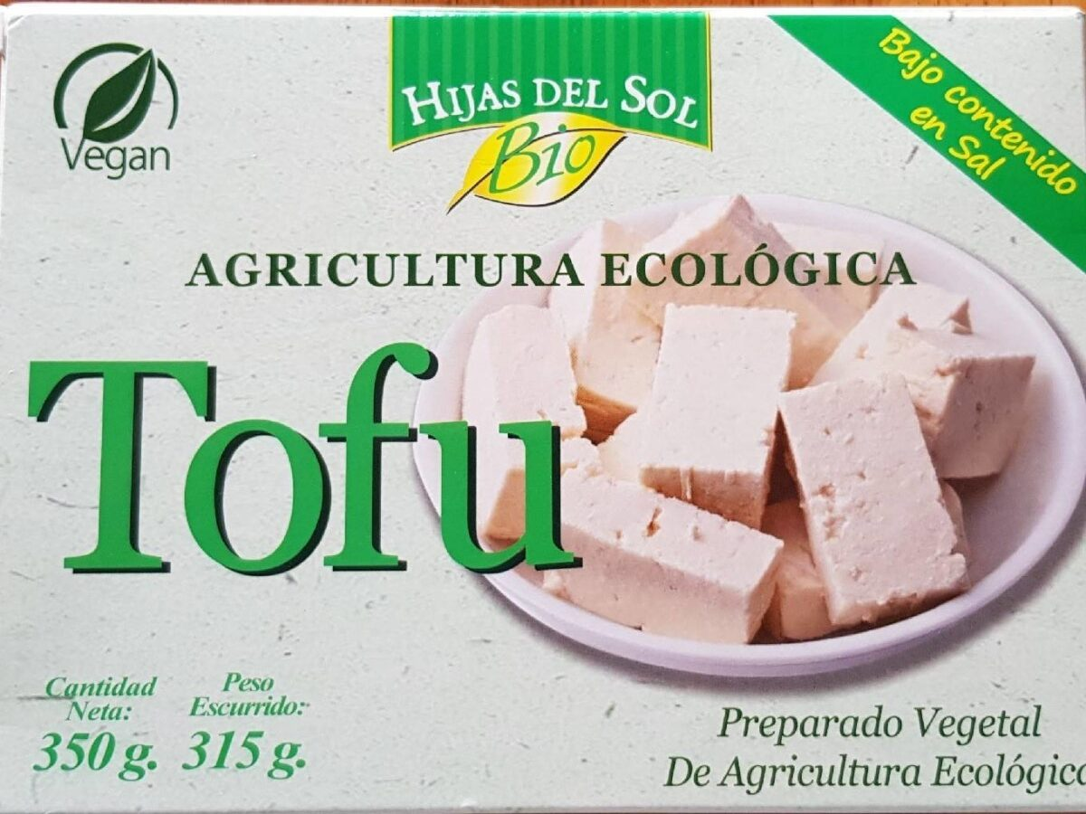 Tofu bio - Product - es