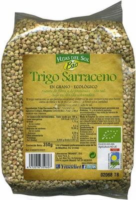 Trigo sarraceno - Producte