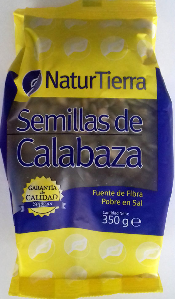 Semillas de calabaza - Produit - es