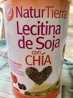 Lécithine de soja avec chia - Product
