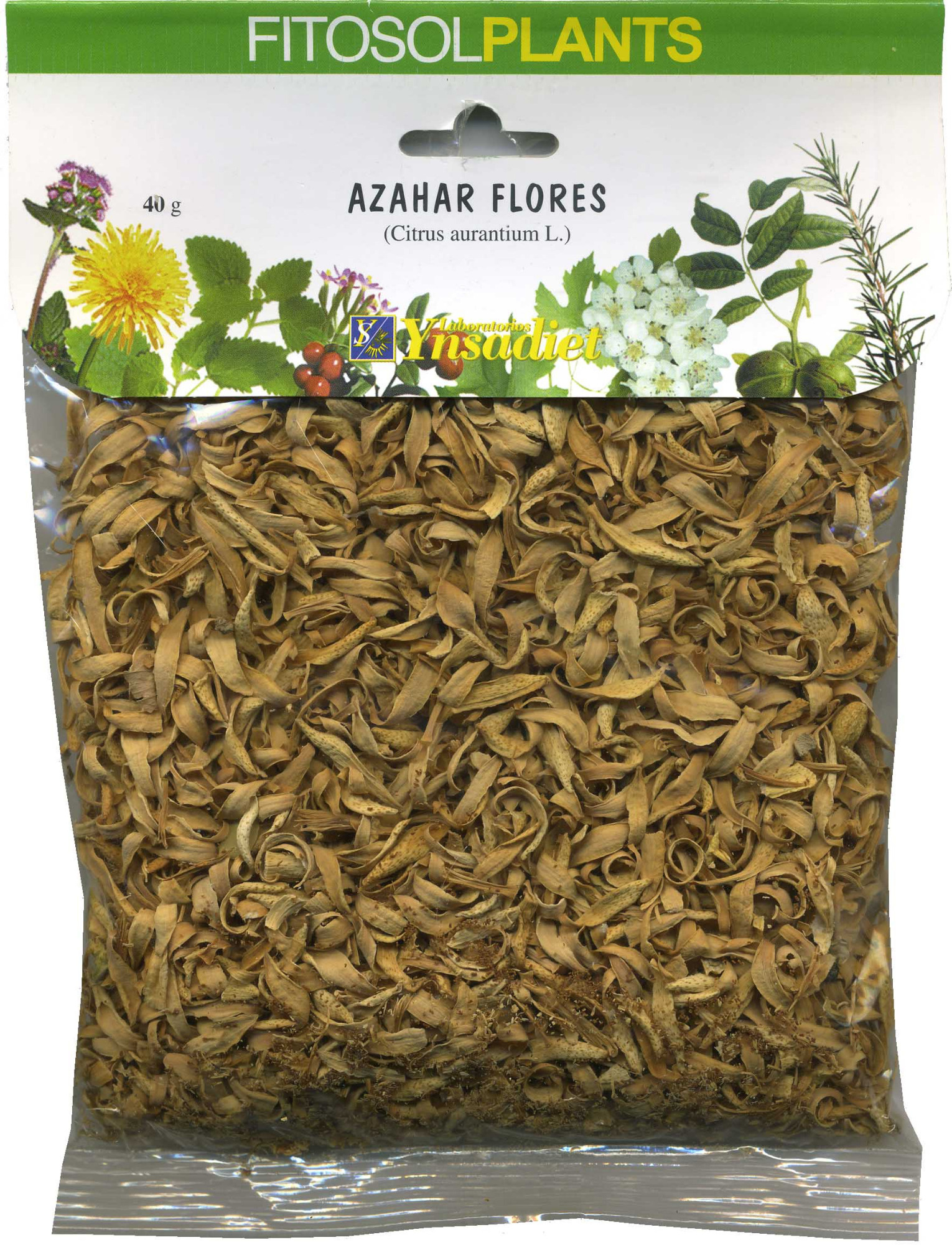 Flores de azahar - Produit - es