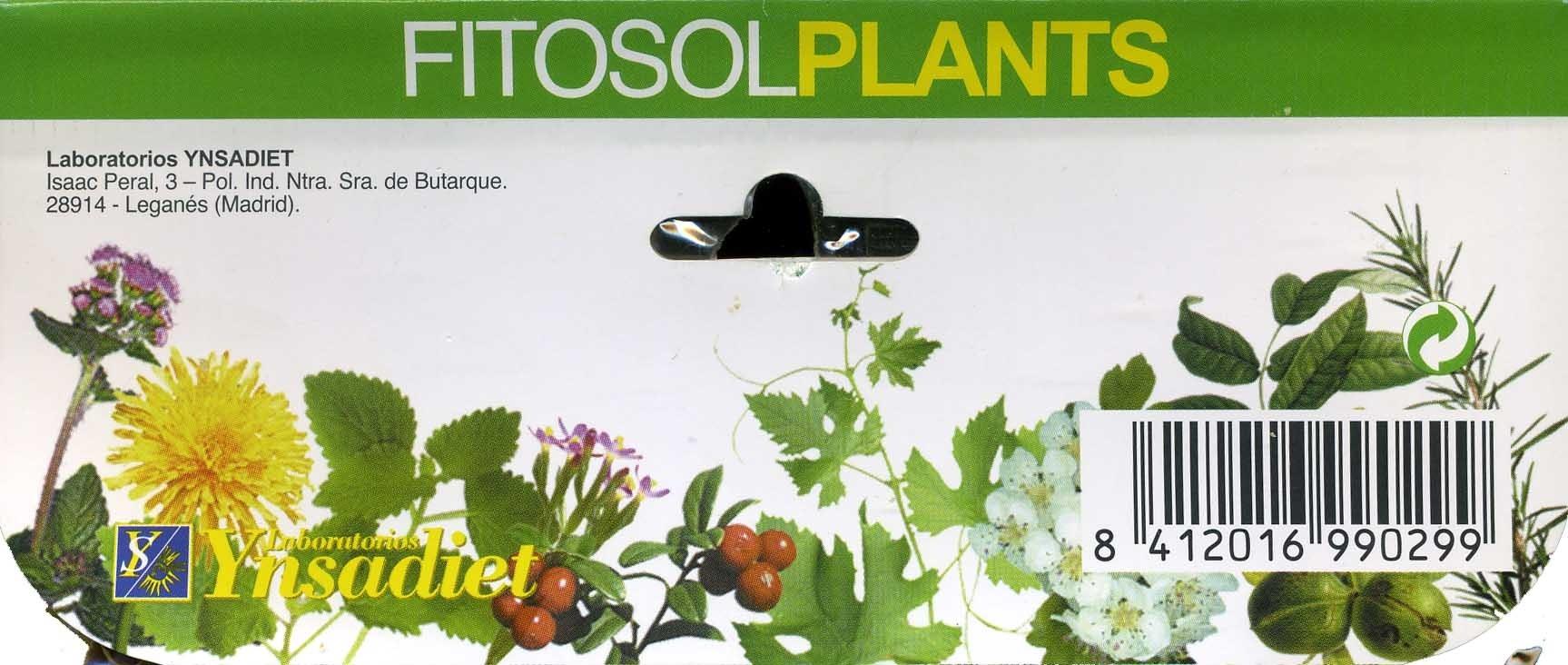 Flores de azahar - Informations nutritionnelles - es