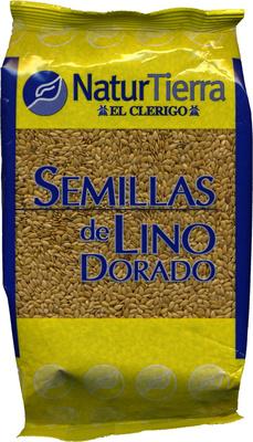 Semillas de lino dorado - Produit