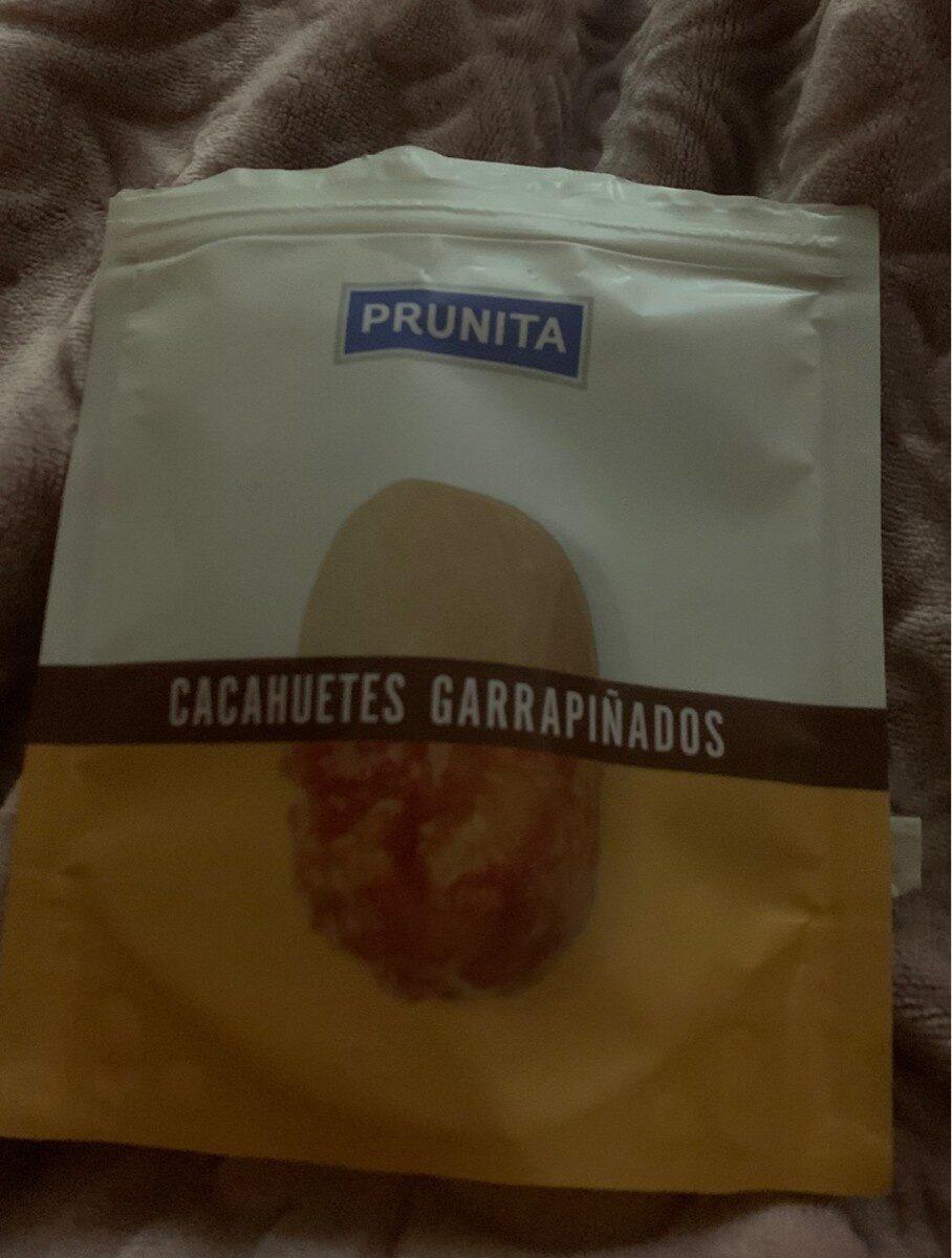 Cacahuetes Garrapiñados - Product