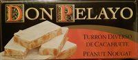 Turron diverso de cacahuete - Producto - fr