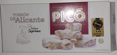 Turron Dur Alicante - Product