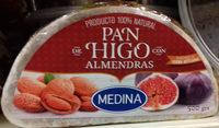 Pan de higo con almendras - Producte - es