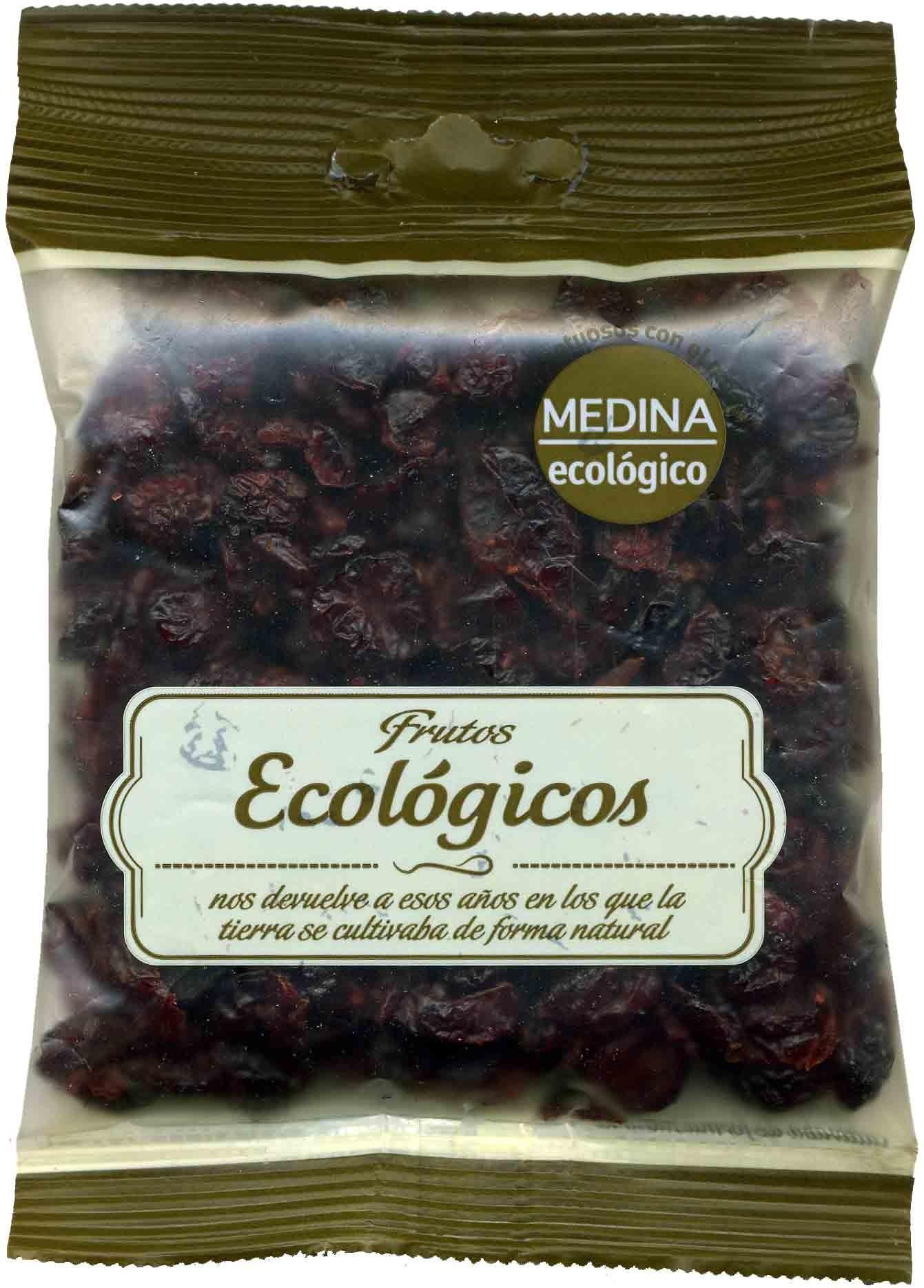Frutas ecológicas crudos (arándanos) - Produit - es