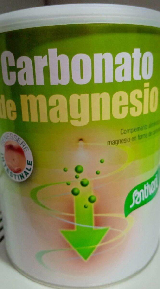 Carbonato de Magnesio - Product