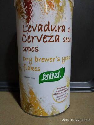 Levadura de cerveza seca copos - Product
