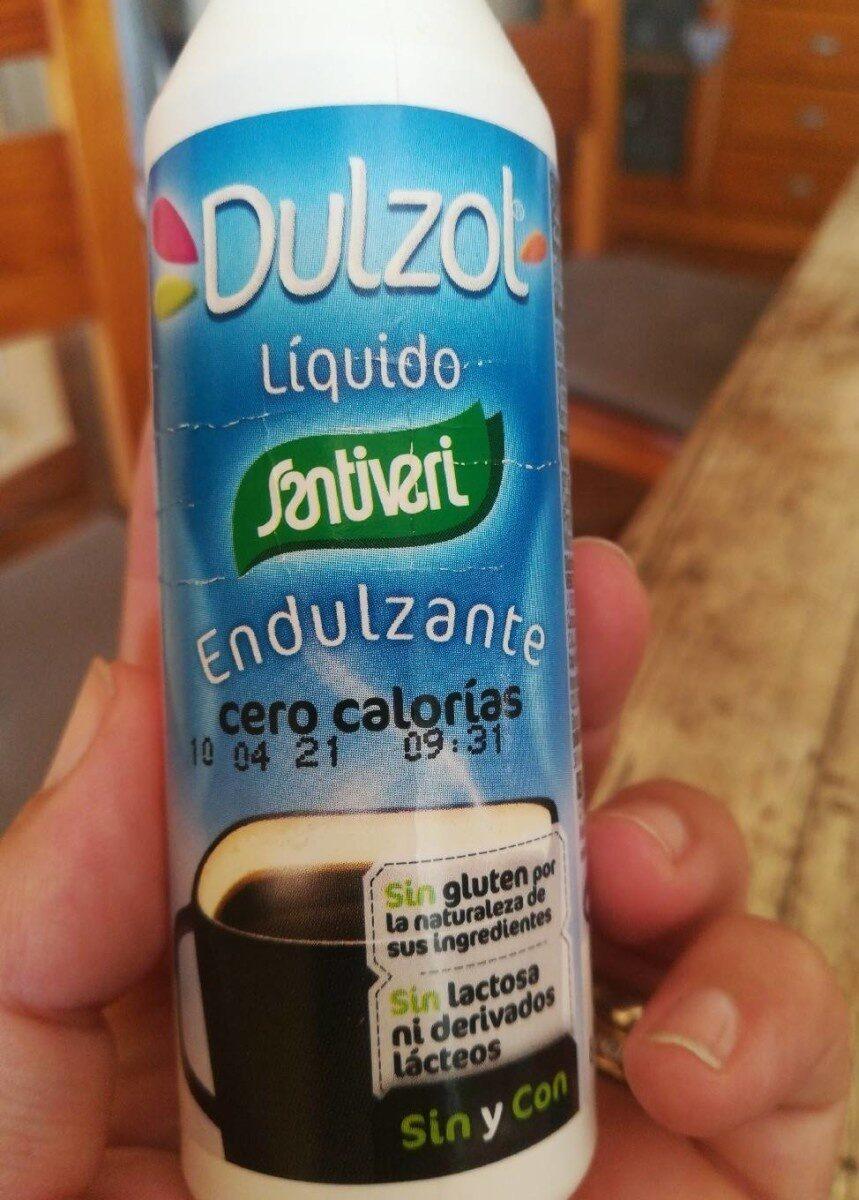 Dulzol endulzante líquido - Produit