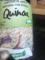 Tortitas Quinoa - Producto - es