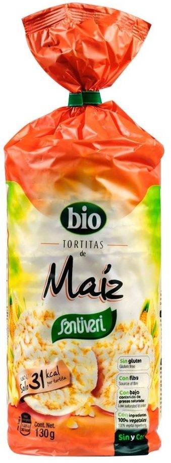 Tortitas de maíz - Product