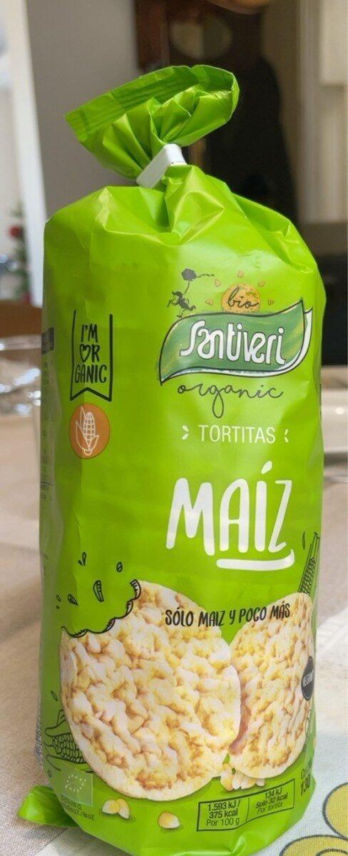 Tortitas de Maiz - Product - es