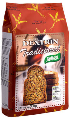 Pan Dextrin Integral Santiveri - Producto