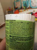 Galletas Digestive - Ingredientes