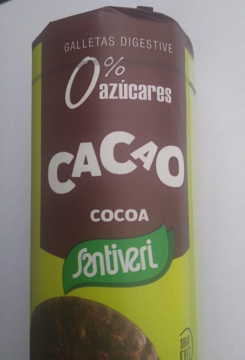 Galletas cacao santiveri - Product - es