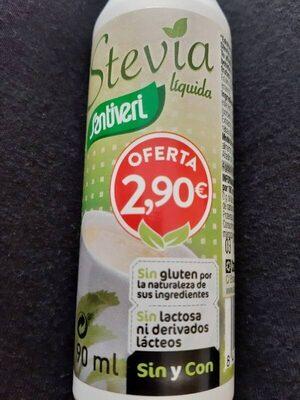 Stevia liquida - Producto - es