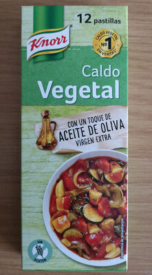 Caldo Vegetal Knorr - Producto - es