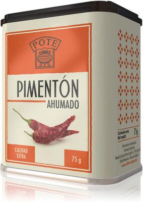 Pimentón Ahumado - Lata 75g