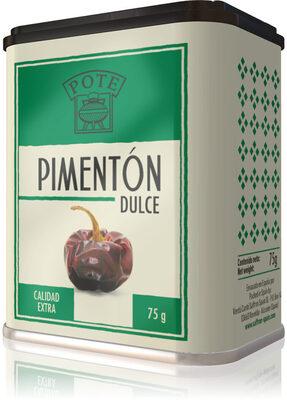 Pimentón Dulce - Lata 75g