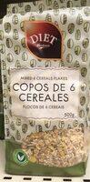Diet Radisson Copos De 6 Cereales - Producto - es